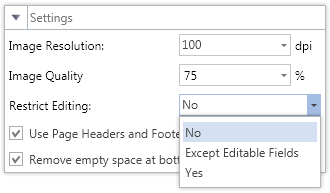 Restrict Editing in Microsoft Word
