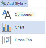 Styles for Charts in Reports.Java