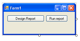 Register Business Objects with Report Designer