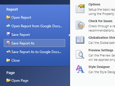 Reporting Tool for WPF  Rich Abilities to Render, View, Print and