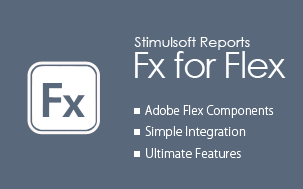 Stimulsoft Reports.Fx for Flex