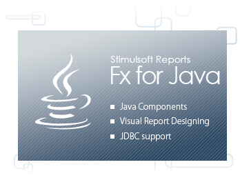 Stimulsoft Reports.Fx for Java