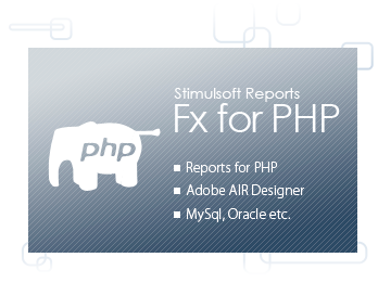 Stimulsoft Reports.Fx for PHP